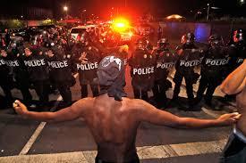 unarmed black